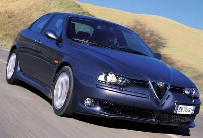 Dossier , l'Alfa Romeo 156 GTA