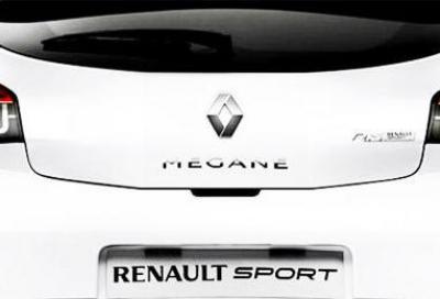 Renault Mégane Coupé RS