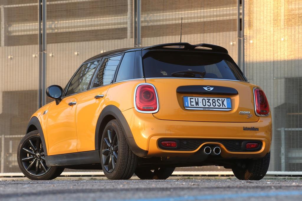 2015 Mini Cooper Sd Steptronic 5p La Nostra Prova Automobilismo