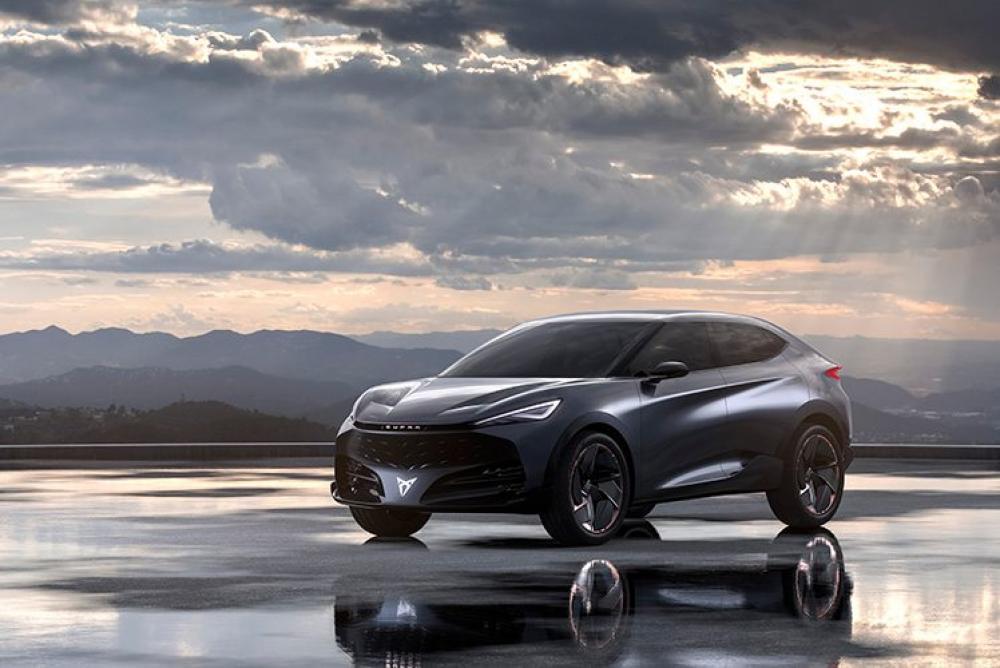 Salone di Francoforte 2019: Cupra Tavascan, concept Suv coupé elettrico e sportivo