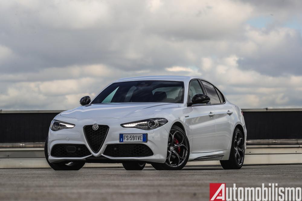 Alfa Giulia Veloce >> Alfa Giulia Veloce Pura Emozione La Prova Su Strada Di