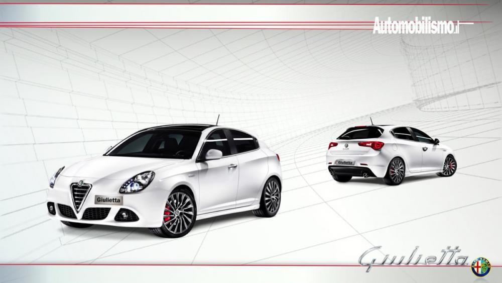 Alfa Romeo Giulietta la tecnica