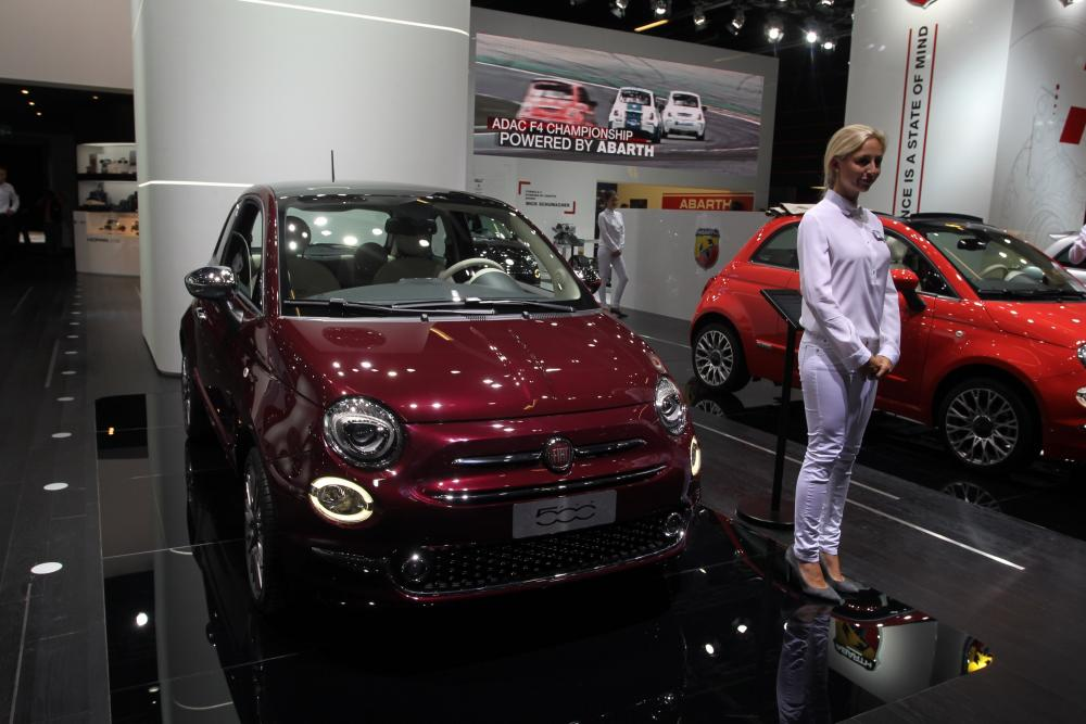 fiat 500 nuova 500 fiat 500 fiat 500 2016 automobilismo. Black Bedroom Furniture Sets. Home Design Ideas