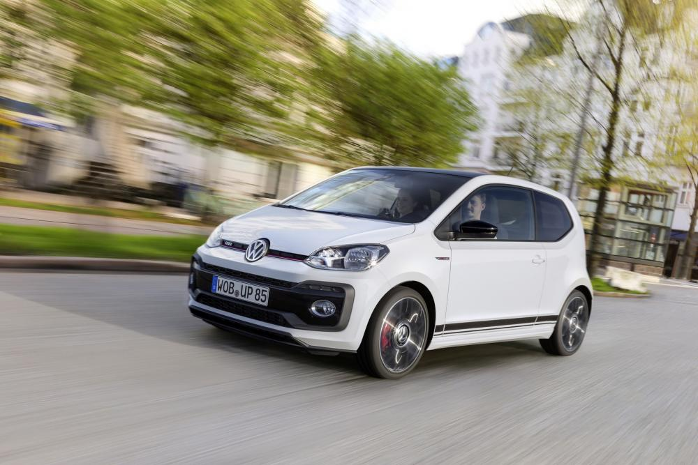 Volkswagen UP! GTI: piccola peste