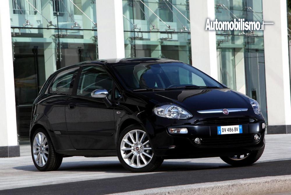 FIAT Punto EVO Dossier - Automobilismo on
